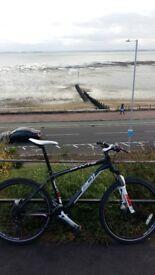 Mens whyte 801 hardtail mountain bike