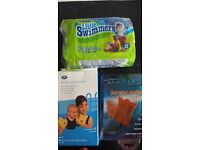 Brand new Water nappies and arm brands