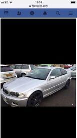 BMW 325CI COUPE AUTO