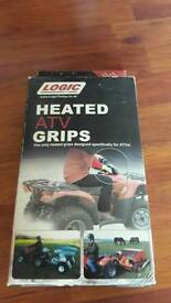 Heated ATV Grips