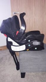 Graco car seat and isofix