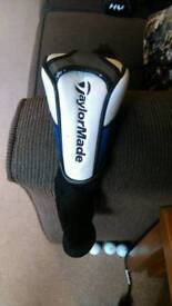 Taylormade Head cover fairway woods