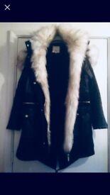 Women's river island coat