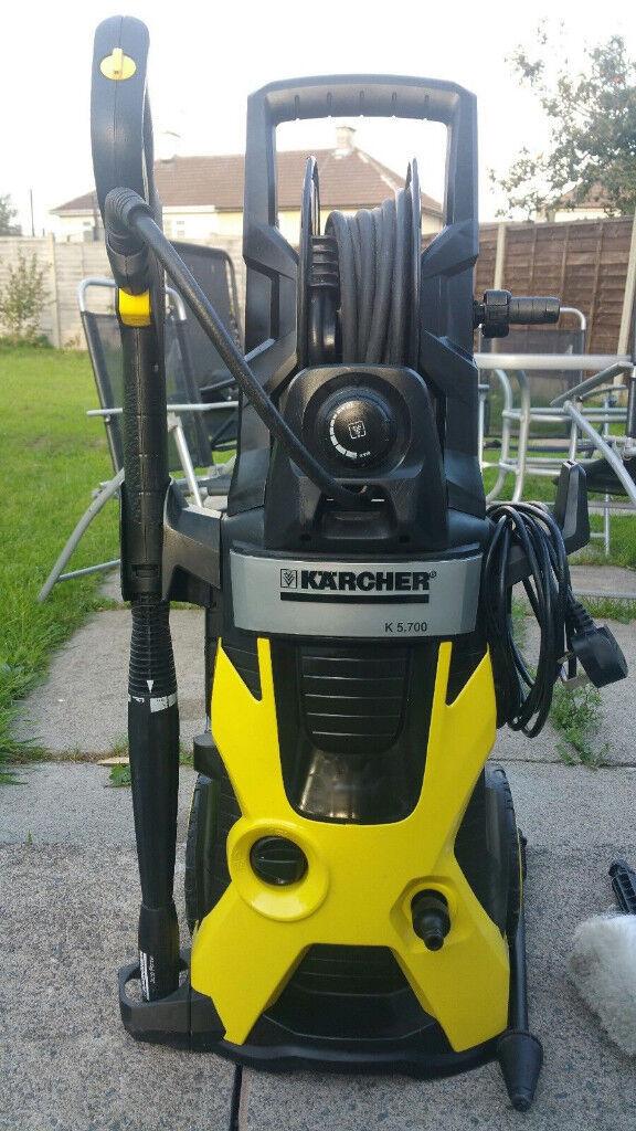 KARCHER K5 700 PRESSURE WASHER | in Barrow-in-Furness, Cumbria | Gumtree