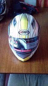 Crash helmet for sale open to offers