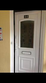 Upvc Front door & frame
