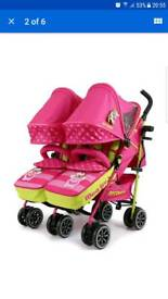 Optimum Double Buggy