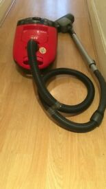Vacuum cleaner in perfect conditions