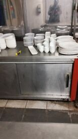 COMMERCIAL HOT CUPBOARD IN GOOD CONDITION