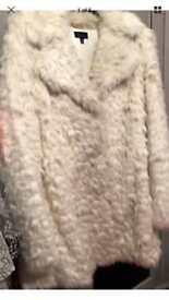 ŋɛω coat from Top Shop size 16