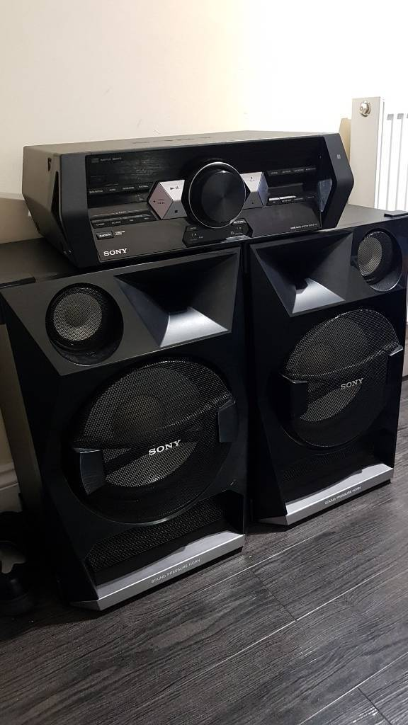 Sony shake 33 home audio system