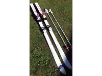 Teenager/adult set of 'Head' Ski's + poles