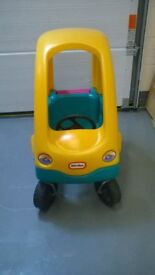 Grand Cozy Coupe Little Tykes