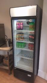 Coolpoint Commercial Drinks Chiller Cabinet