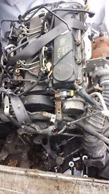 FORD MONDEO MK3 2000-2007 2.0 LTR TDCI 130 BHP 96KW COMPLETE ENGINE