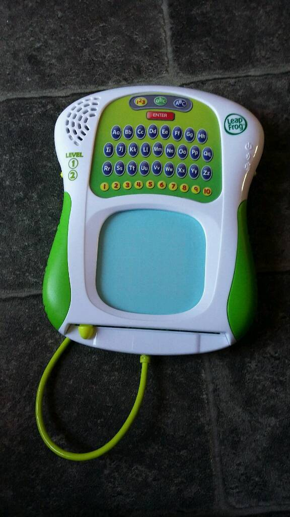 Leapfrog Learn to write toy