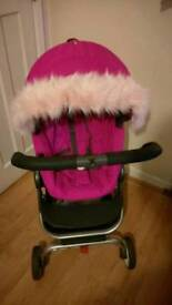 Stokke scoot pushchair