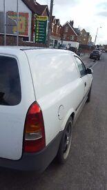 Vauxhall Astra van for sale £660