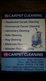 Hi- carpet cleaning