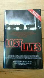 Lost Lives - in as new condition Unread