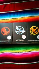 Hunger games and city of ashes