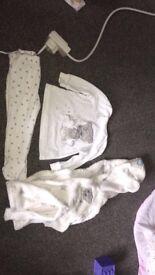 Pyjamas set 3-6months