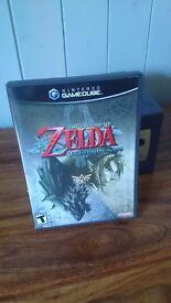 Twilight princess gamecube The legend of zelda