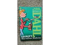 New - Georges Marvellous Medicine, Roald Dahl book