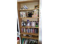 Ikea large bookcase shelf unit shelving unit in very good condition.