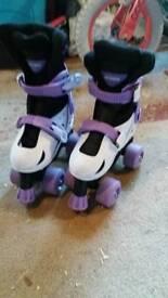Children's rollerskates