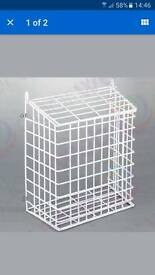 Large Letter box cage for catching post pups etc
