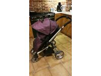 Petite Star pushchair / pram