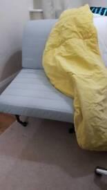 Ikea single chair bed