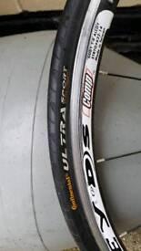 Racer wheels