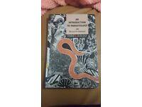 Parasitology book