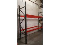 Warehouse racking, pallet shelving, Longspan Shelving, Industrial racking