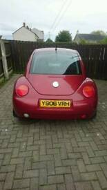 VW BEETLE FOR SALE
