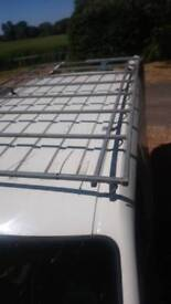 Roof rack, Ford connect