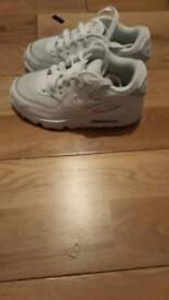 Nike trainers size 10
