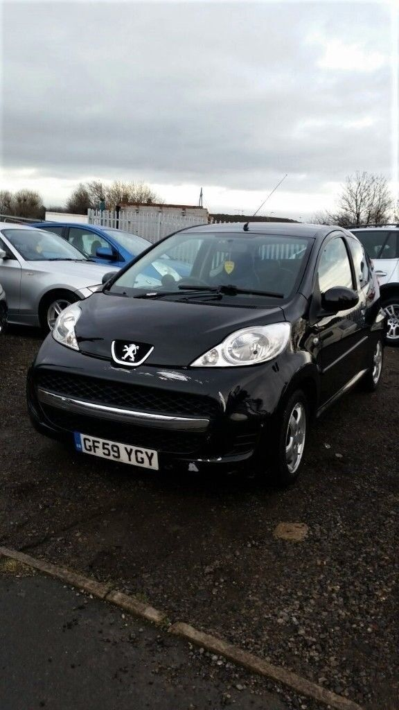 2009 PEUGEOT 107 30 YEAR CAR TAX GROUP 1 INSURANCE | in Beeston ...