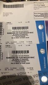 Rumours of Fleetwood Mac- tribute at De Montfort hall