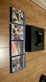 Ps 4 +games bargain