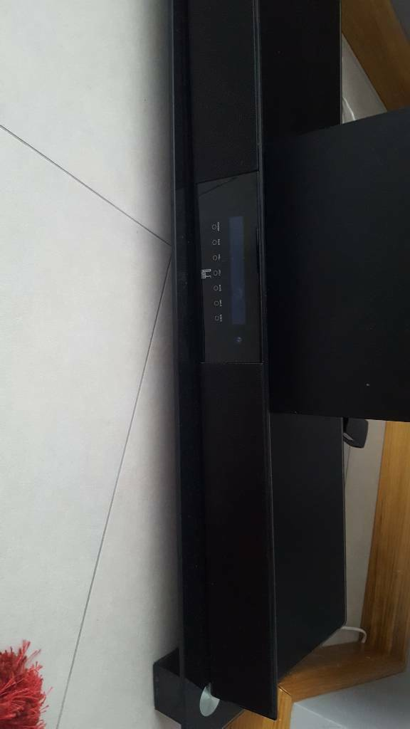 Roth Sound bar and sub woofer