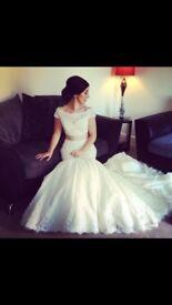 Soterro and Midgley Ava Rose wedding dress
