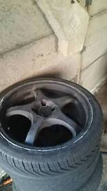 17 inch alloy wheels sell or swop