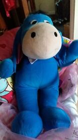 Large Eeyore teddy