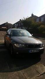 BMW 1 Series 6speed 1.6petrol FSH