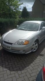 for sale hyundai coupe 1.6