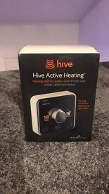Hive Active Heating And Hot Water Control Mobile/Tablet & Laptop (New&Sealed)