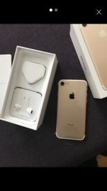 Boxed iphone7 32GB